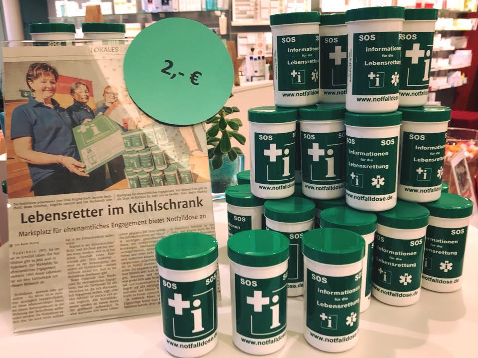 Kühlschrank Dosen : Lebensretter aus dem kühlschrank u2013 st. laurentius apotheke